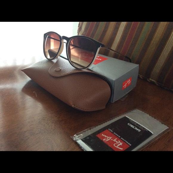 Ray-Ban Accessories   New Rayban Erika Sunglasses 54 Mm   Poshmark 5f32da2bc44a